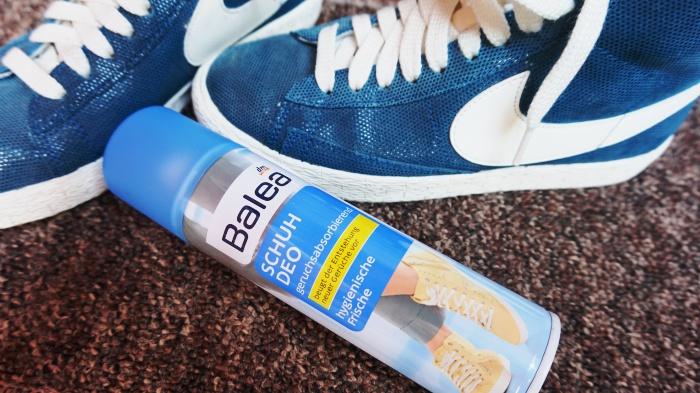 preț rezonabil preț accesibil site web pentru reducere Spray odorizant pentru incaltaminte Balea - Happy Amy