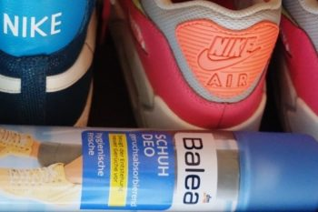 Spray odorizant pentru incaltaminte Balea