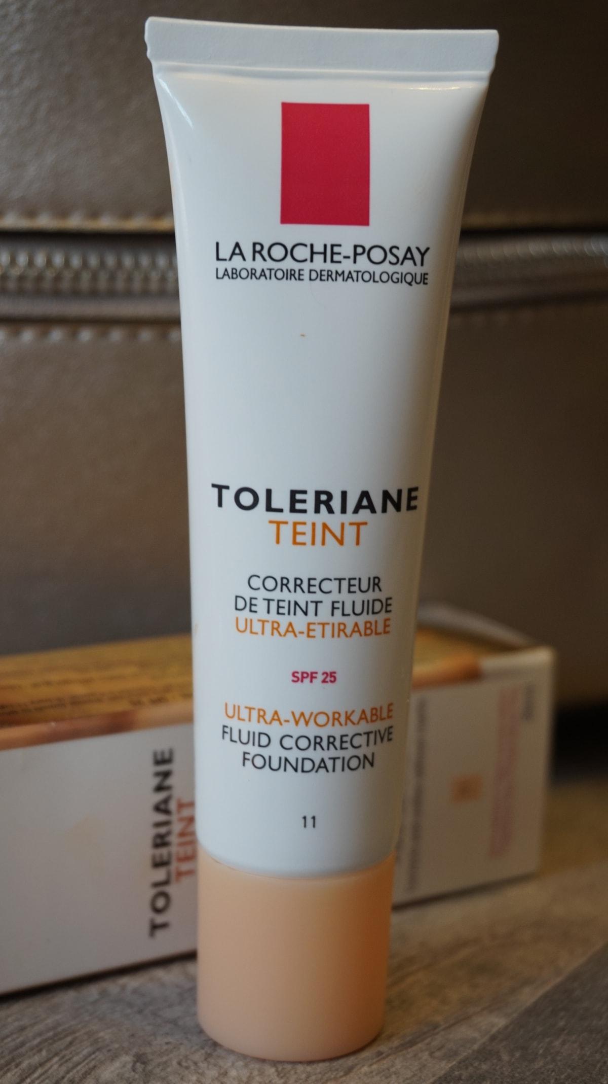 La Roche Posay Fond De Ten Toleriane Teint Fluid Review